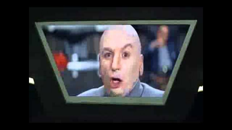 Dr. Evil 100 Billion Dollars