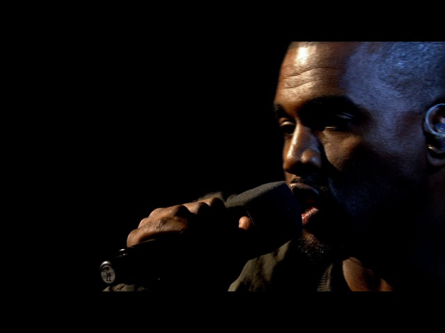 Kanye West performs Bound 2 | Later... with Jools Holland - BBC