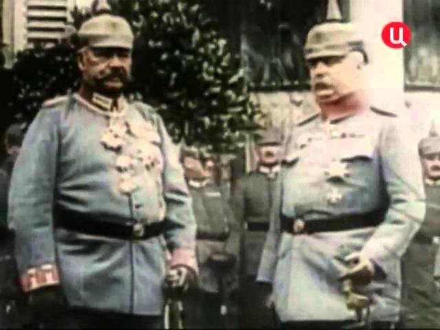 Гражданская война забытые сражения Фильм 1