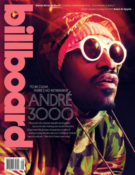 Billboard Magazine - 4 October 2014
