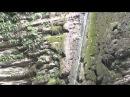 2014 09 07 00602 РФ Макопсе Купель и водопад Слёзы Лауры 16 метров