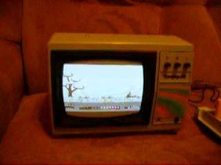 Подключаем Simba's Junior к телевизору Сапфир - 412