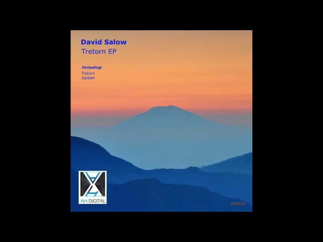 David Salow Tretorn AHD 010