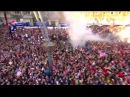 Karim Rekik en Jeffrey Bruma zingen over zichzelf tijdens huldiging PSV