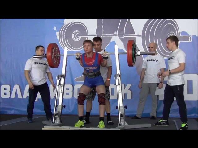 Vavilova Yulia 485kg@57kg