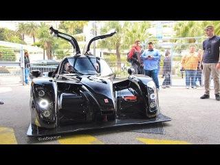 2016 Radical RXC Turbo 500 INSANE Test Drive - Street Legal RACE CAR