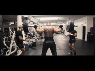 Motivational Video: You are Limitless with 1st Phorm Athlete Tony Sentmanat
