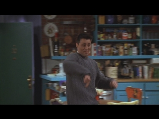 Joey: oh mommy, oh daddy