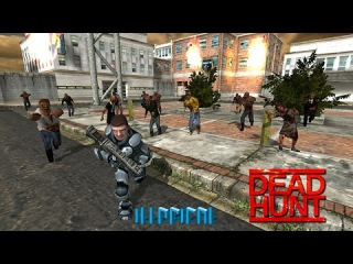 Official Dead Hunt (by Illogical) Launch Tailer (iOS / Windows Phone)