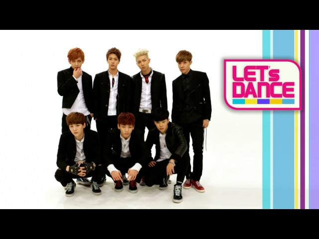 Let's Dance: BTS(방탄소년단) _ Boy In Luv(상남자) [ENG/JPN/CHN SUB]