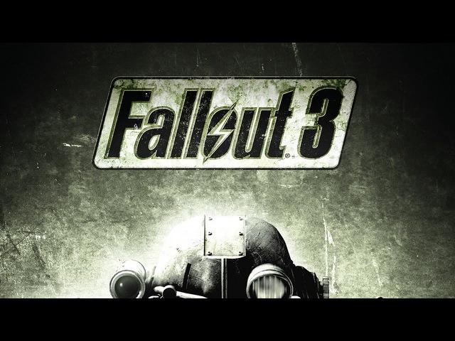 Fallout 3 4 (Супермутант-БЕГЕМОТ!)