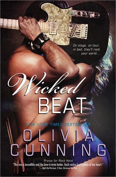 Wicked Beat (Sinners on Tour #4)