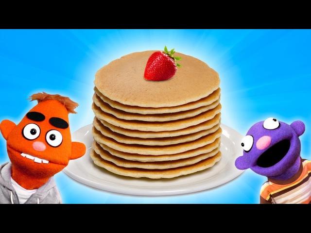 Pancake Party Song for Kids Pancake Manor