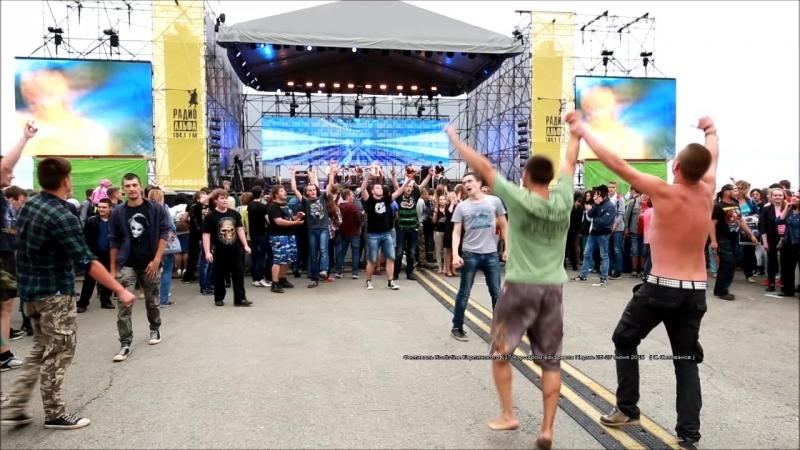 Фестиваль Rock line Карпинского 117 Аэродром Бахаревка Пермь 26 27 июня 2015
