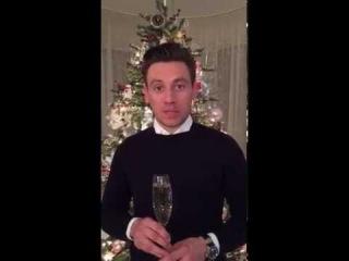 Руслан Алехно - Поздравление с Новым 2015 годом
