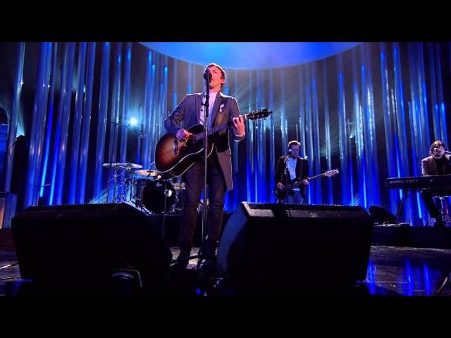 James Blunt You're Beautiful Bonfire Heart - Nobel Peace Prize Concert