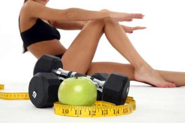 Индивидуальный комплекс похудения
