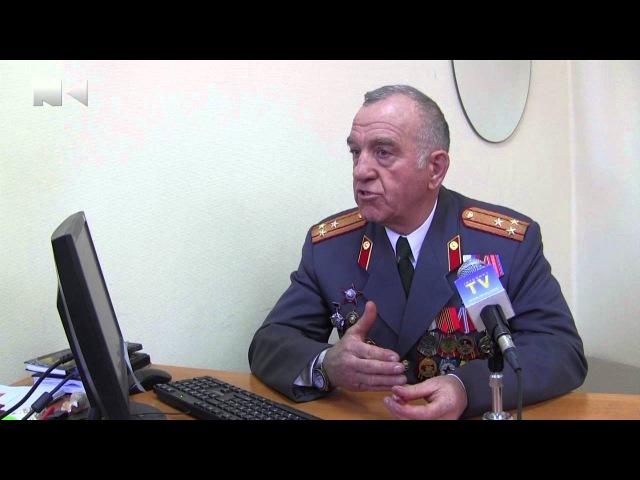 Николай Медянцев: «Слово «полиция» не приемлю!»