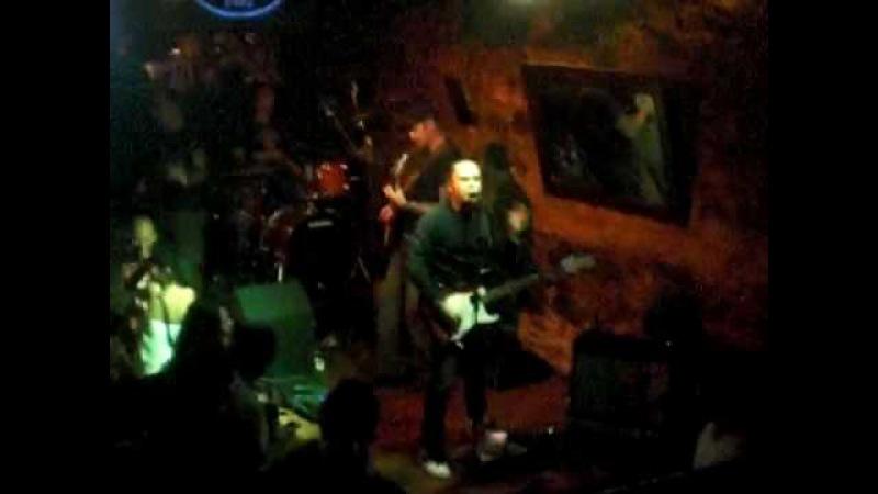 Selçuk Sami Cingi - Scorpions Cover- still loving you - Temmuz 2009 Hayal Kahvesi