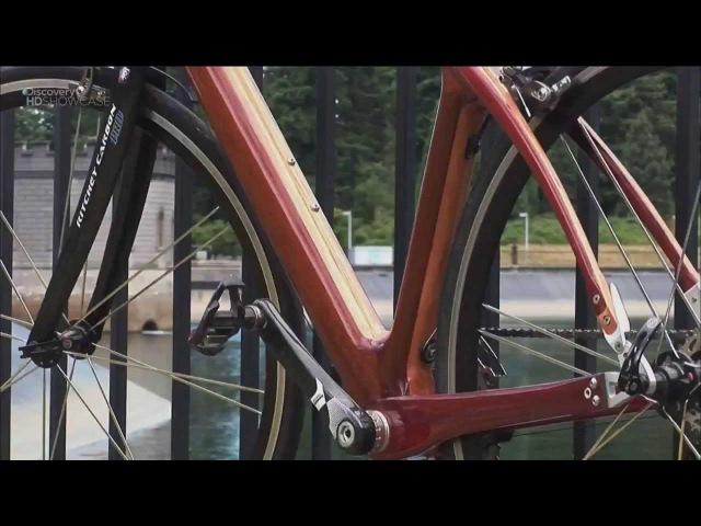 Деревянный велосипед Discovery TechToys 360 Техноигрушки ч 5 6