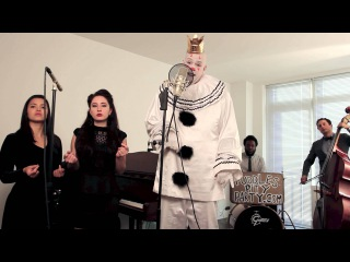 Royals - (Sad Clown With The Golden Voice Version) - Lorde Cover ft. Puddles Pity Party