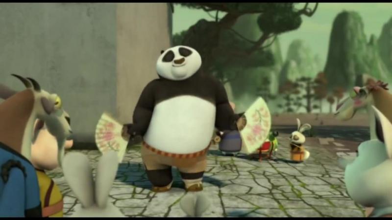 Кунг фу панда Gentleman PSY