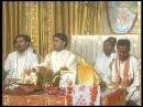 Maharishi Vedic Pandits chanting Maa Durga Aarati during Navrati
