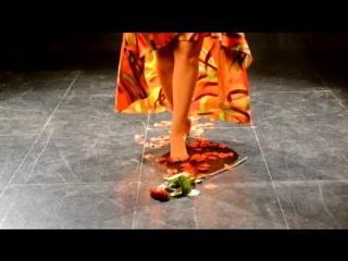 Aziza dance of the flower soon