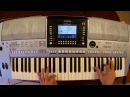 Dr. Kucho Gregor Salto - Can't stop playing - piano keyboard synth cover by LIVE DJ FLO