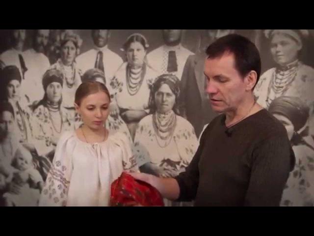Традиційний жіночий одяг. Частина - 2