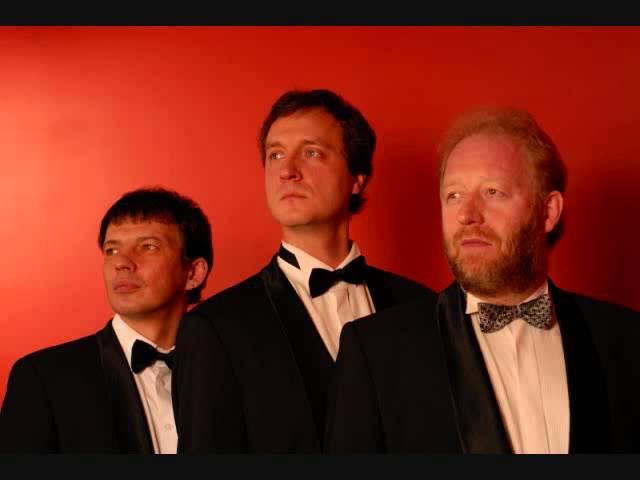 Basso Profondo Trio Song of the Volga Boatmen