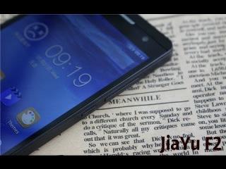 Свежая новинка JiaYu F2  в нашем видеообзоре