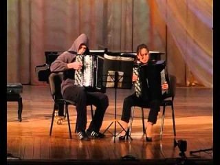 Volodymyr Runchak - Slob-art, the Art to Each His Own for two accordion