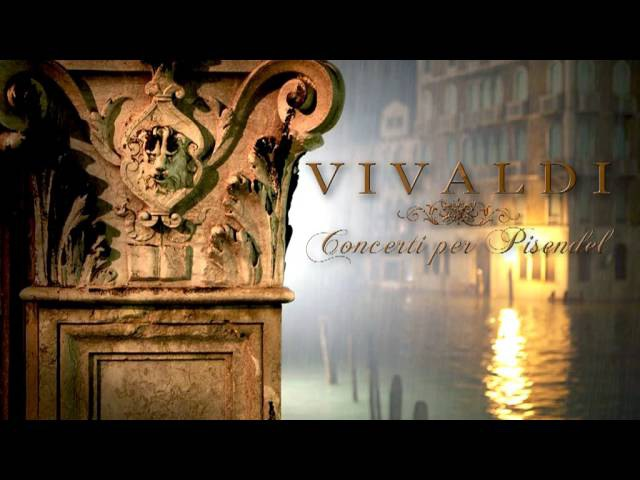 A VIVALDI Concerti per Pisendel Il Pomo d'Oro D Sinkovsky