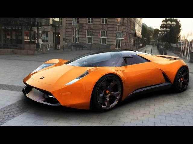 Adriano raeli ferrari f80 hybrid concept 2015 model