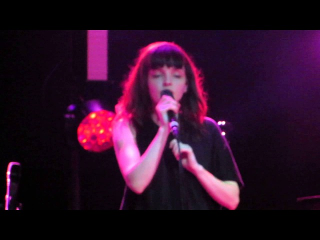 CHVRCHES - Rough Trade, Williamsburg, Brooklyn 9/26/2015 - Leave a Trace