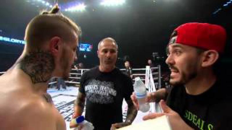 GLORY 24 Superfight Series - Casey Greene vs Francois Ambang