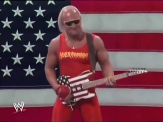 Hulk Hogan Real American Theme