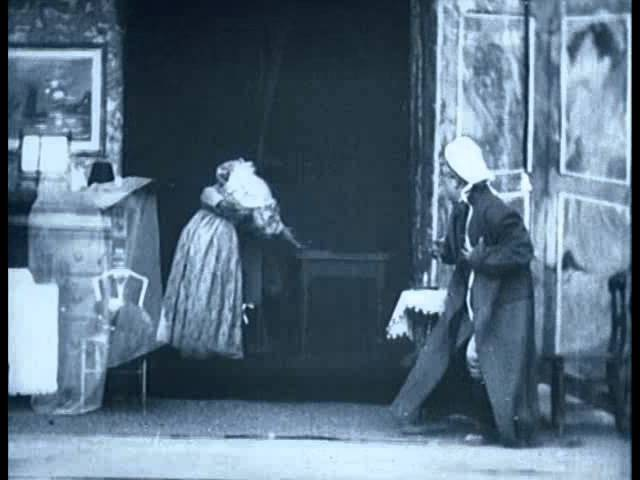 Скрудж Или Призрак Марли Scrooge or Marley's Ghost 1901