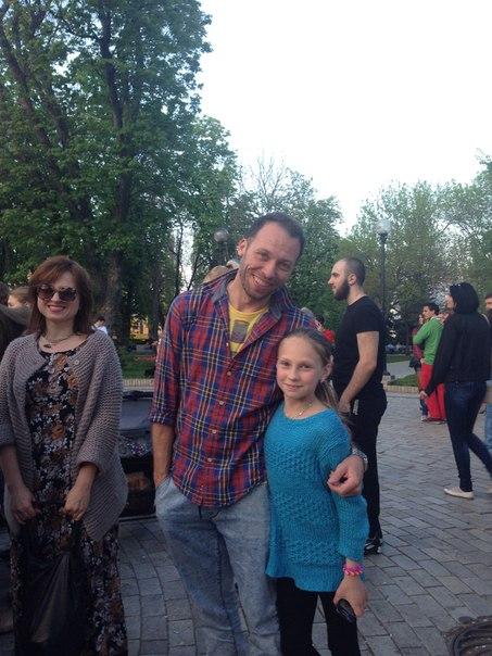 Олександра Харченко, Черкассы, Украина