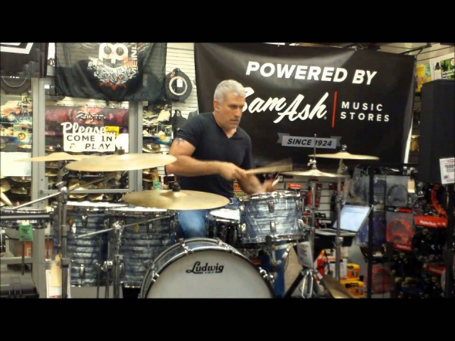 Ben Sesar Drum Clinic Part 1 Sam Ash 8 24 Southern Comfort Zone by Brad Paisley