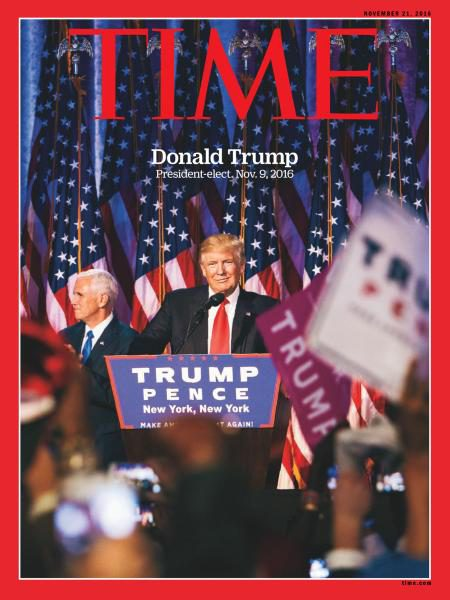 Time USA November 21 2016