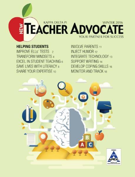 New Teacher Advocate - Winter 2016