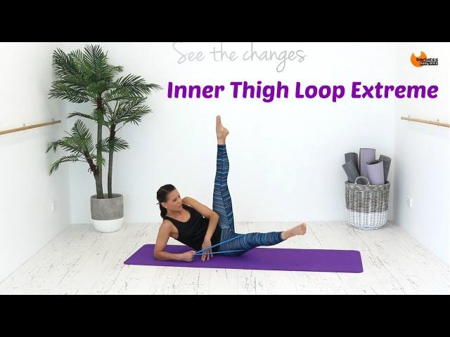 Inner Thighs Workout BARLATES BODY BLITZ Inner Thigh Loop Extreme with Linda Wooldridge
