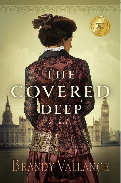 Brandy Vallance - The Covered Deep