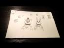 Мои рисунки фнаф 5