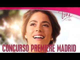 Disney Espaa | Tini: El gran cambio de Violetta - Concurso (Premiere Madrid)