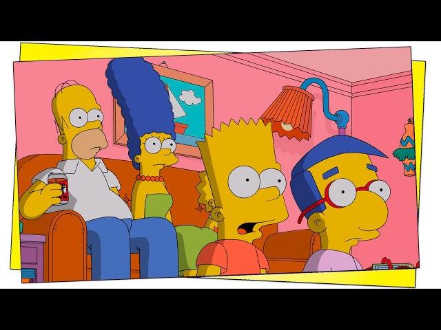 Симпсоны 28 сезон 11 серия отметил день рождения