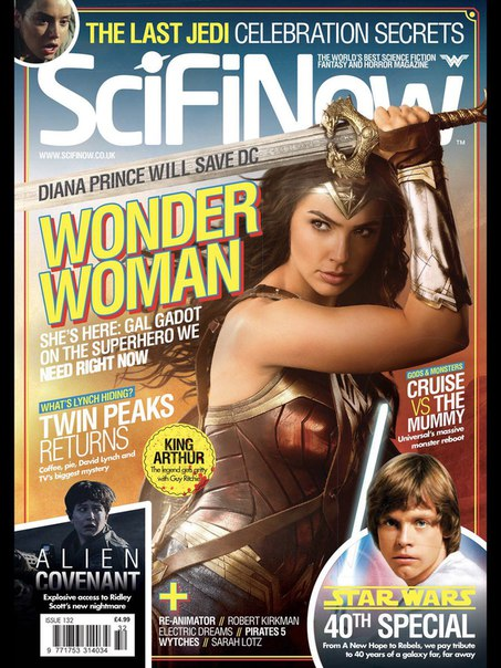 SciFi Now - Issue 132