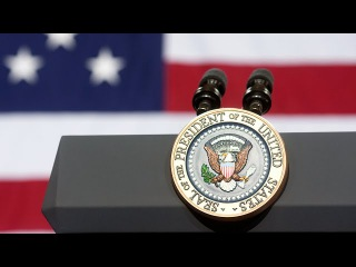 President Obama and the First Lady Participate in a State Arrival